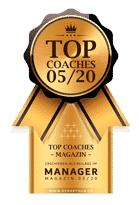 Siegel Top Coaches 05 20 opt 1 Finest Audience by Dawid Przybylski - Facebook Marketing - Instagram Marketing