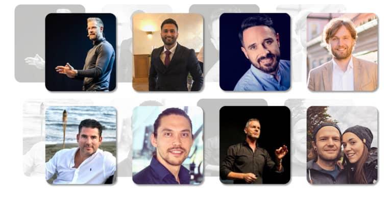 Teilnehmer einzelne kacheln Finest Audience by Dawid Przybylski - Facebook Marketing - Instagram Marketing
