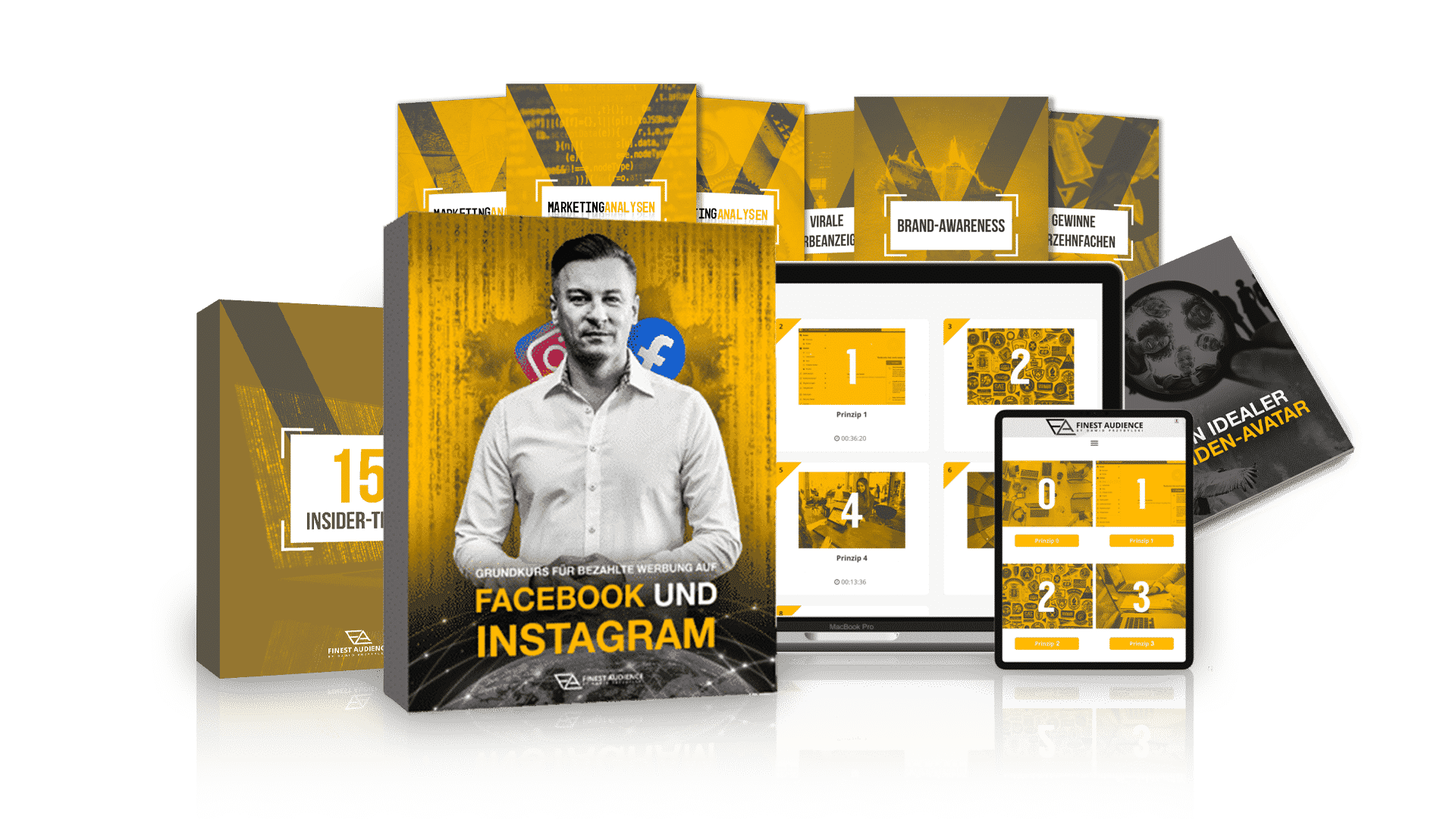 Finest Audience by Dawid Przybylski - Facebook Marketing - Instagram Marketing
